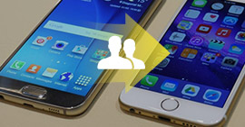 Μεταφορά επαφών από το Android στο iPhone