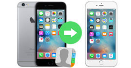 How to Transfer Contacts from iPhone to Another iPhone