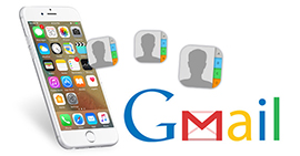 Transfer Contacts to Gmail