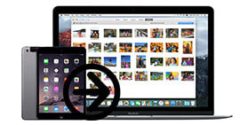 Transfer iPad Photos to Mac
