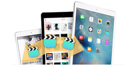 Transfer iPad Movies to Another New iPad