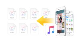 Przenieś muzykę z iPhone'a na komputer