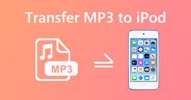 Trasferisci MP3 su iPod