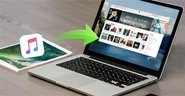 Przenieś muzykę z iPada do iTunes