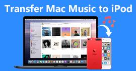 Trasferisci musica da Mac a iPod
