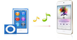 Trasferisci iPod Music su iPhone