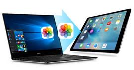 Przenieś zdjęcia z komputera na iPada