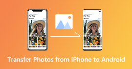 Μεταφορά φωτογραφιών από το iPhone στο Android