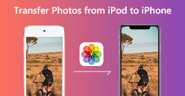 Transfer Photos from iPod to iPhone