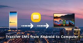 Zálohujte Android SMS do počítače