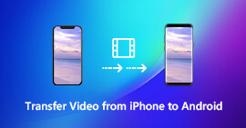 Transfer Video from iPhone to Android
