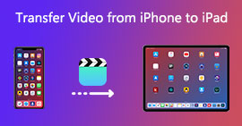 Transfer Video Movies from iPhone to iPad