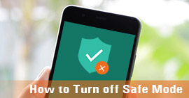Turn off Safe Mode on Android Device