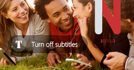 Turn Off Subtitles