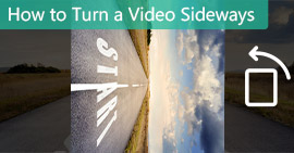 Turn a Video Sideways