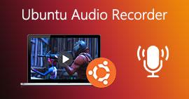 Rejestrator dźwięku Ubuntu