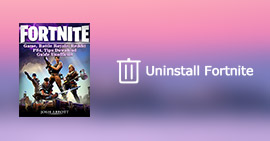 Disinstalla Fortnite