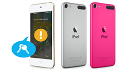 Unlock iPod touch/iPad/iPhone