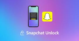解鎖Snapchat帳戶