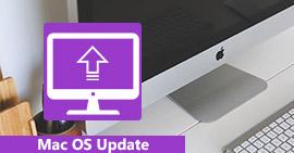 Ενημέρωση Mac OS