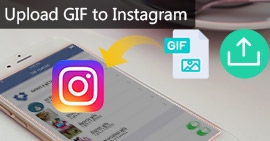 Upload GIF Files to Instagram