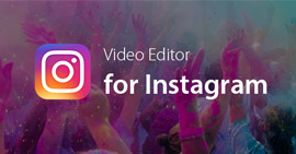 Editor video per Instagram