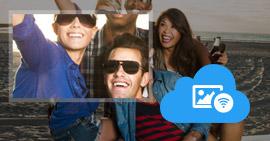 Visualizza le foto di iCloud online