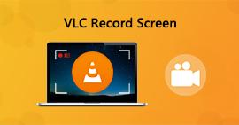 Οθόνη εγγραφής VLC