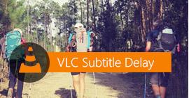 Ritardo sottotitoli VLC