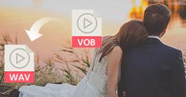 VOB a WAV