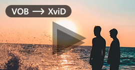 How to Convert VOB to XviD