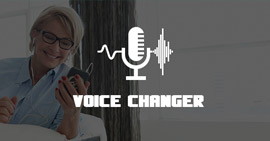 Voice Changer-Voice Changer App per PC / Mac / Skype / Online / Android / iOS