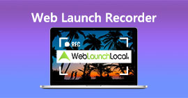 Web Launch Recorder
