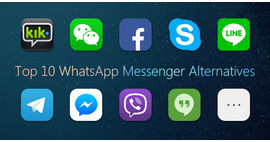 Alternative a WhatsApp Messenger