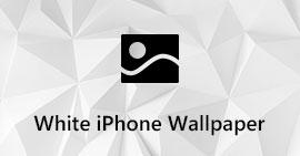 Sfondi HD bianchi per iPhone
