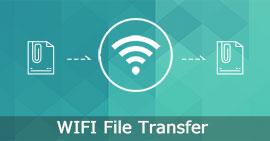 Wi-Fi-bestandsoverdracht