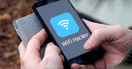 WiFi Hacker App per Android / iPhone