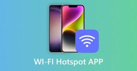 Εφαρμογή Wi-Fi Hotspot