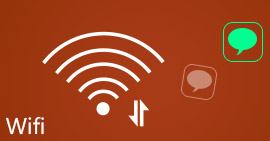 App di messaggistica WiFi