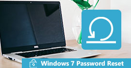 Reset the Password for Windows 7 Computer