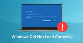 Risolto il problema con Windows non caricato correttamente