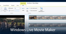 Windows Movie Maker su Windows 10