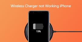 無線充電器無法使用iPhone