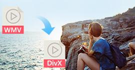 Come convertire WMV in DivX