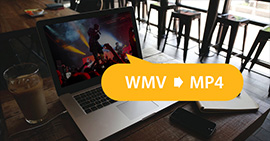 Converti WMV in iPad / iPod MP4 su Mac