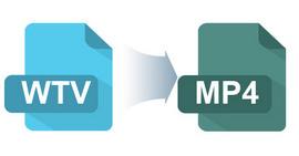Come convertire WTV in MP4