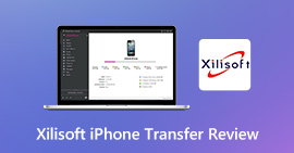Recensione di Xilisoft iPhone Transfer