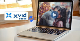 Convert Video to Xvid on Mac