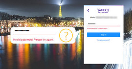 Hai dimenticato la password di Yahoo Mail