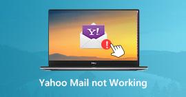 Το Yahoo Mail δεν λειτουργεί